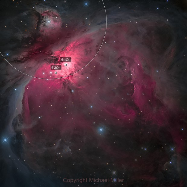 Orion up close