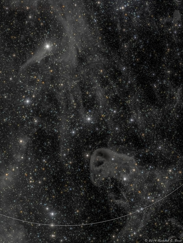 LBN777 - Baby Eagle Nebula