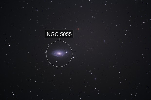 M63 - Galaxie du Tournesol