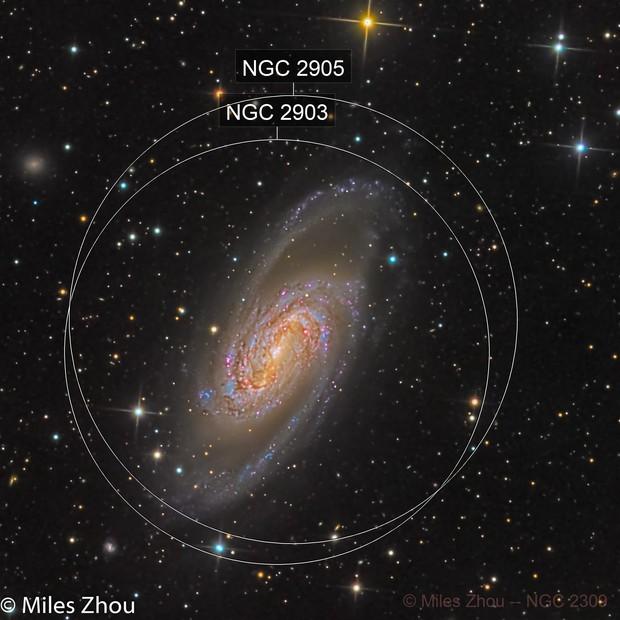 NGC 2903 @DSW