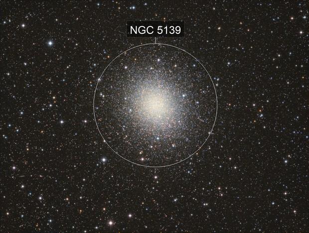 Omega Centauri NGC 5139