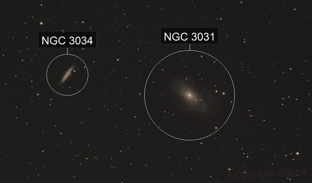 M81 first try