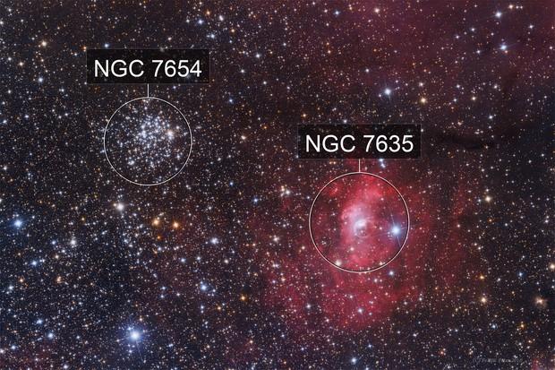Messier 52 - MGC7635