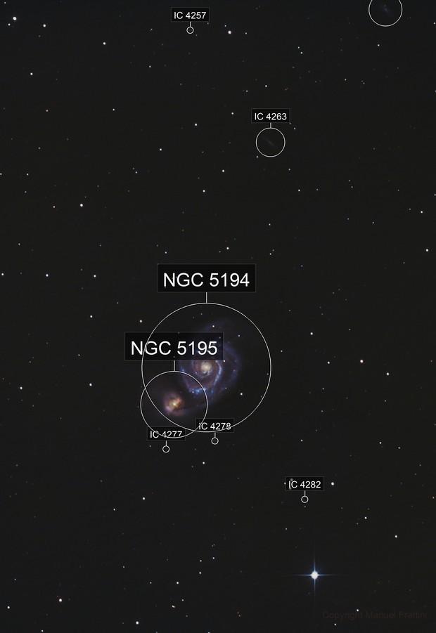 My first M51