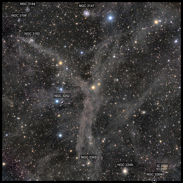 The Angel Nebula