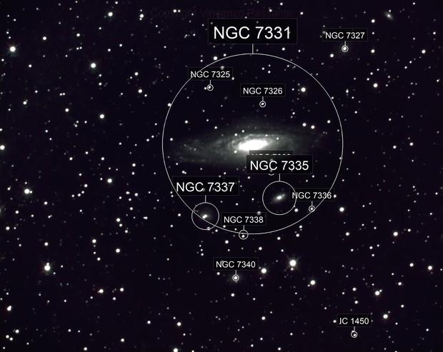 NGC 7331 - C 30