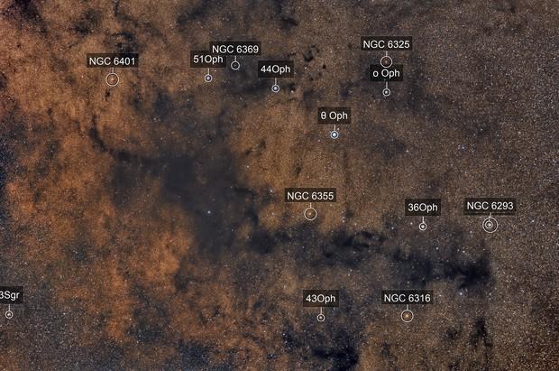B59-78 - The Pipe Nebula