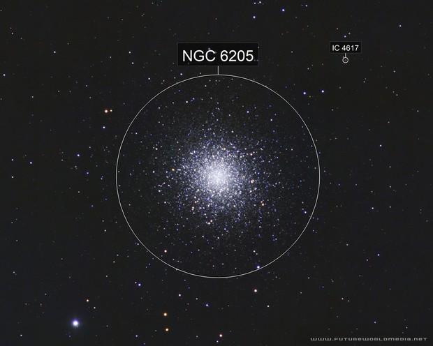 M13 Globular Cluster (NGC 6205)
