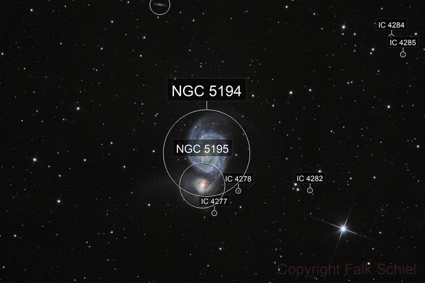 M51 / Whirlpool Galaxy