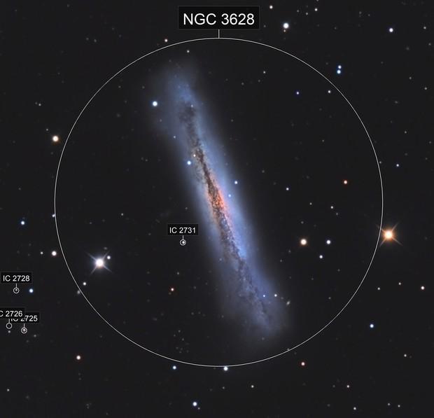 Sarah's Galaxy