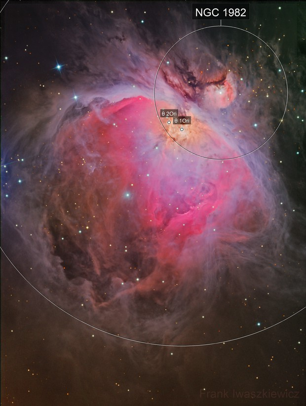 Messier 42 Orion Nebula