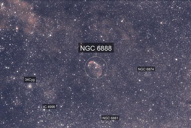 C27 - Crescent Nebula