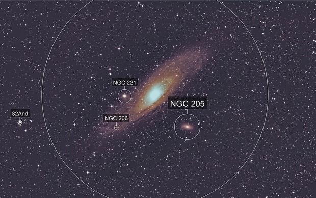 Andromeda Galaxy M_31
