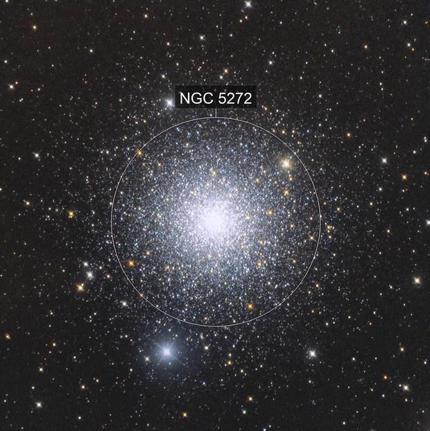 Messier 3, Globular Cluster
