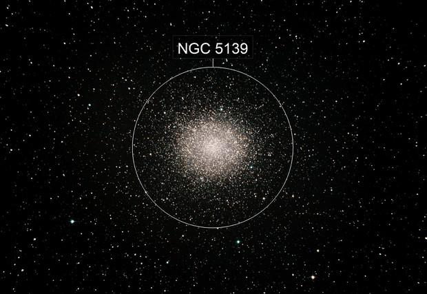 (Redone) Omega Centauri