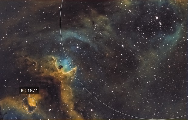 Bit of Soul Nebula