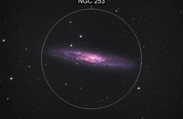 NGC 253_Sculptor Galaxy