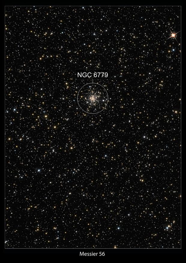 Messier 56- Globular Cluster