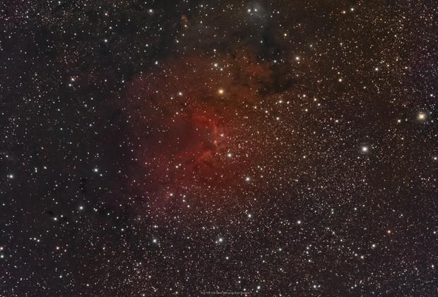 Sh2-155 (C9) Cave Nebula