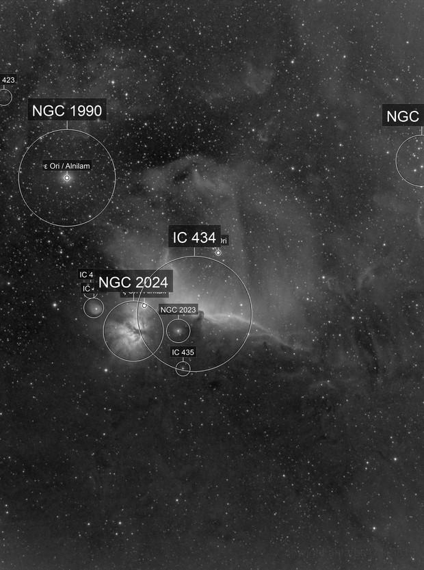IC0434 2016 H-alpha widefield