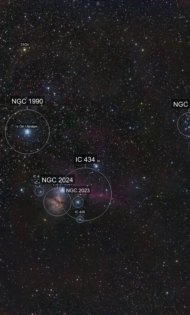 IC434 RGB