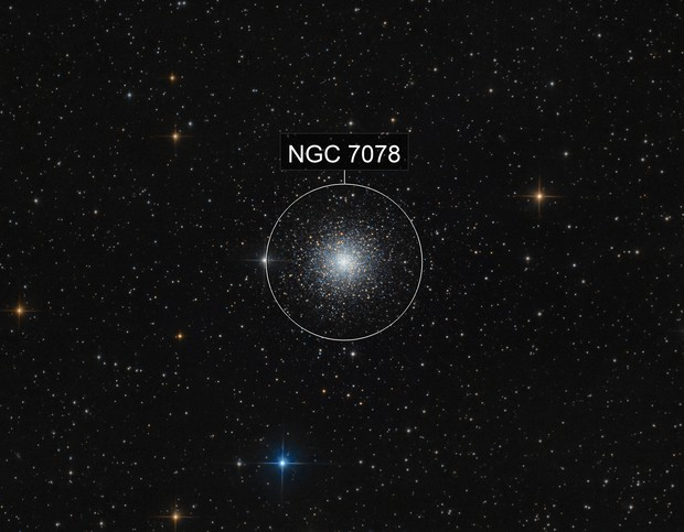 M15 - Pease1 and Cosmic Rays