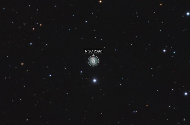 NGC2393 Eskimo