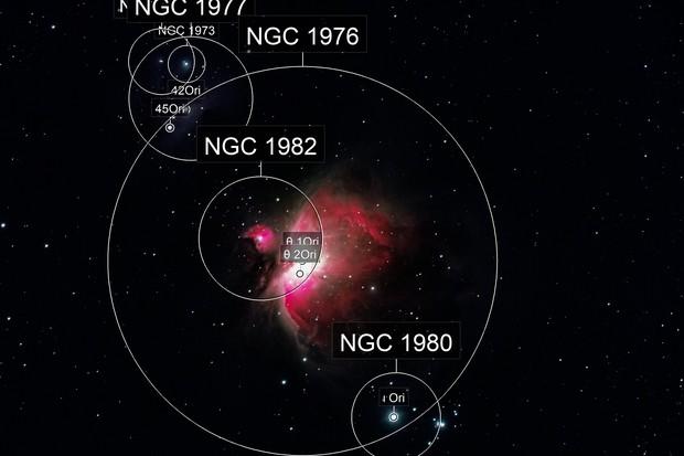 """Orion Nebula - """"ohkey I got a bit crazy with the sliders ;D"""""""
