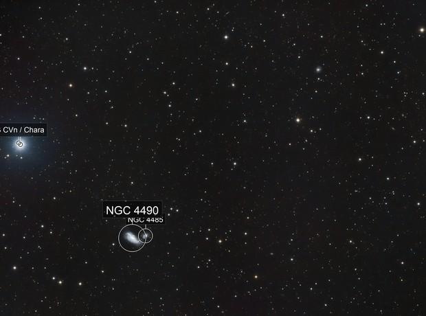 NGC4490 - NGC4485