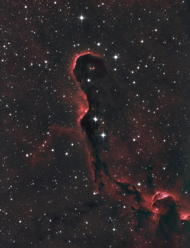 IC1396A Ha OIII