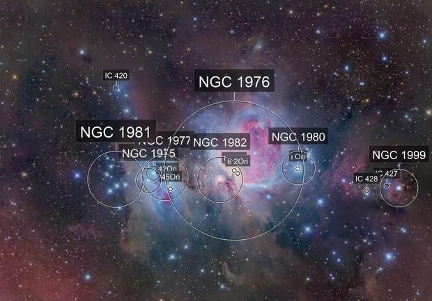 Great Orion Nebula!