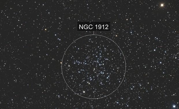 A fruitful night - Auriga classics, M38