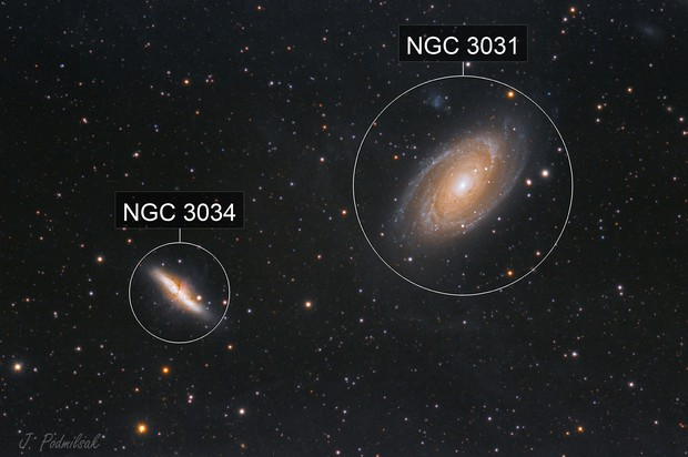 M81 M82 and IFN tentative