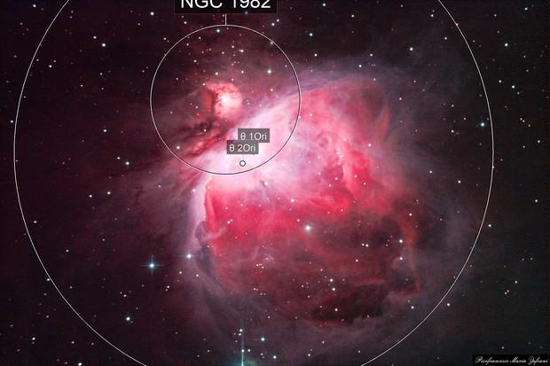 M 42 Orion Nebula