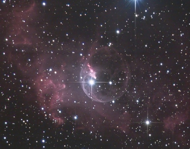 """Bubble Nebula"" NGC7635"