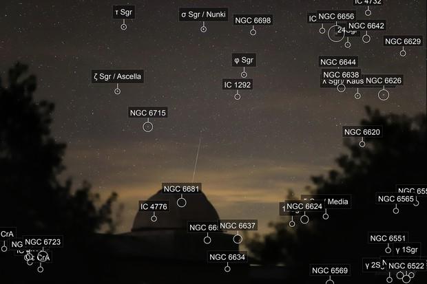 Astronomical serendipity