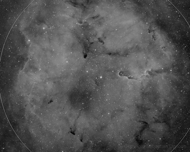 IC1396 - HA