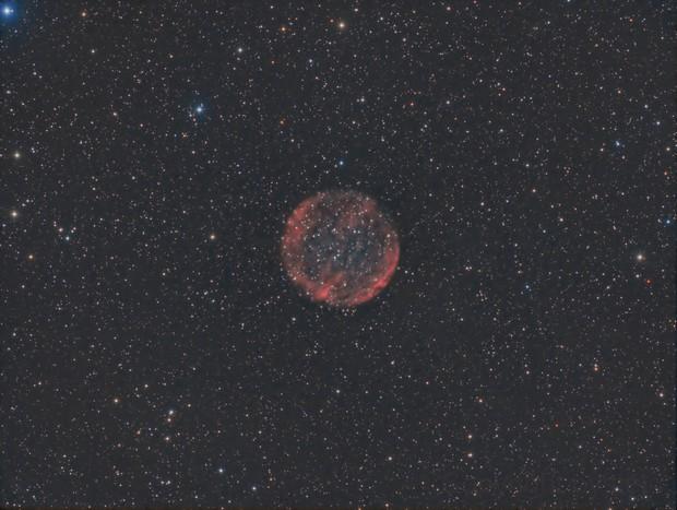 PuWe1 Planetary Nebula