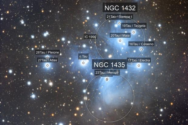 M45 (Pleiades)