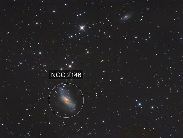 NGC2146 and NGC2146a