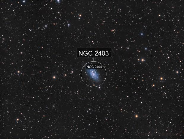 NGC 2403 - 2017