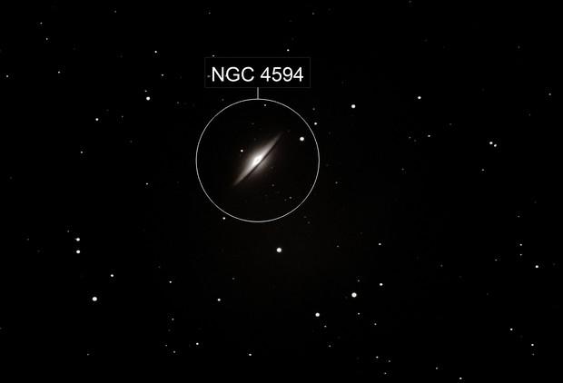 M104 Sombrero Galaxy
