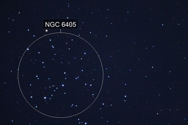 M6 / NGC6405