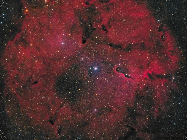 IC1396 – Elephant's Trunk Nebula
