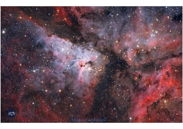 Eta Carinae - APOD - 27/12/2018