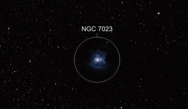 C4 Iris Nebula