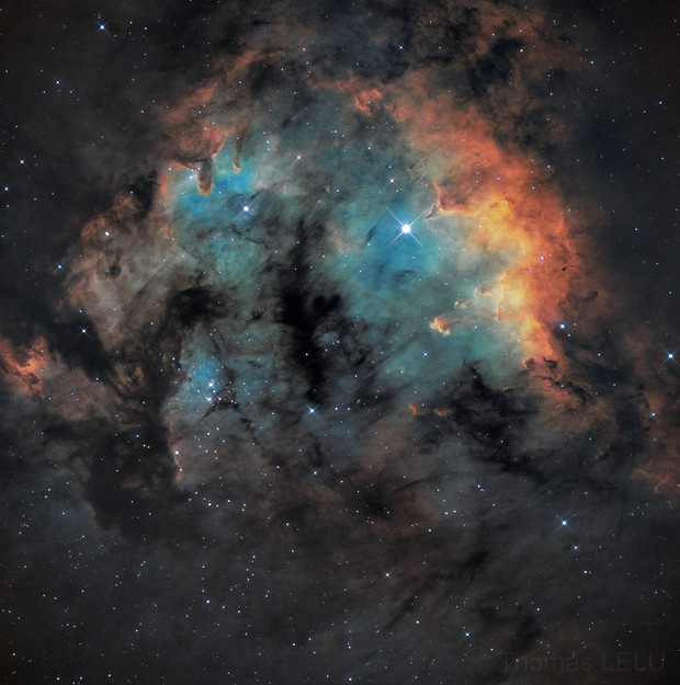 NGC 7822 (2019 version)