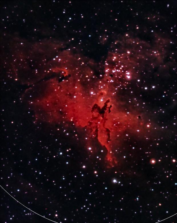 Messier 16 - The Eagle Nebula