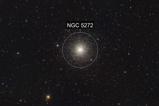M3 Globular clusters