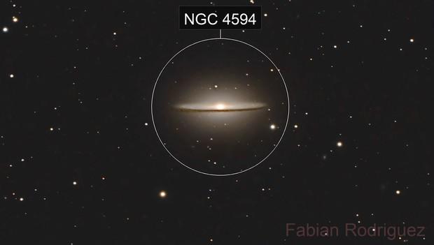Messier 104 - Sombrero Galaxy